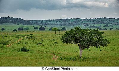 Landmark in Uganda
