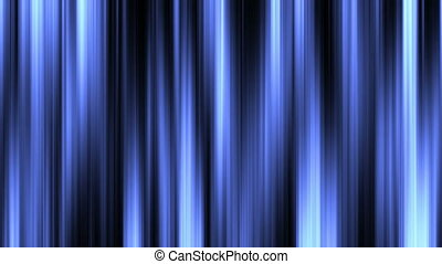 Abstract background with magic lines. Seamless loop