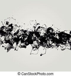 Array with Dynamic Particles. Abstract Background. - Array...