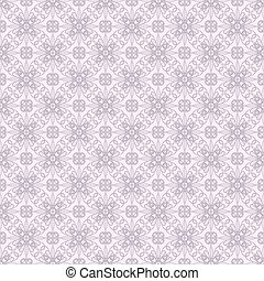 Lilac background. Vintage card  on seamless wallpaper.