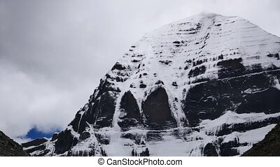 Holy Kailas Mountain Tibet Home Of The Lord Shiva - Kailash...