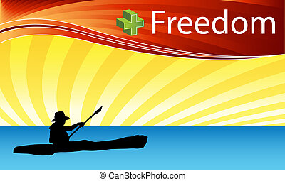 Freedom Kayaker