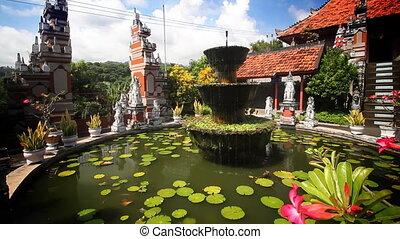 Bali Temple loop