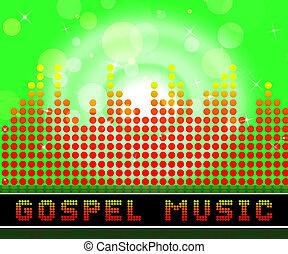 Gospel Music Shows Christian Teachings And Songs - Gospel...