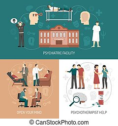 Psychologist Design Concept - Psychologist design concept...