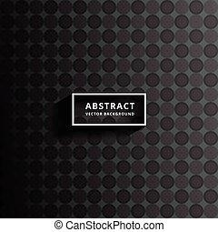 dark abstract pattern background design