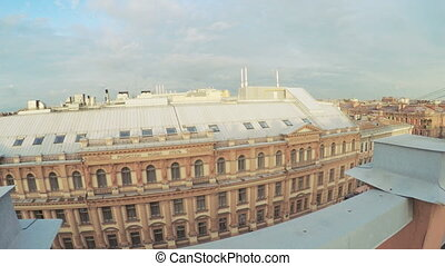 Radisson Royal Hotel - RUSSIA, SAINT PETERSBURG, JULY:...