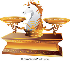 Horse Weighing Scale