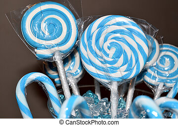 Lolly Pop - lolly pop with other sweets