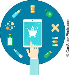Pharmacy Online Composition