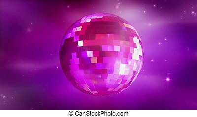 Disco Ball Loopable animation