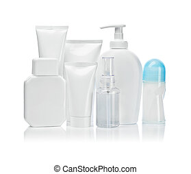 cosmetical white composition