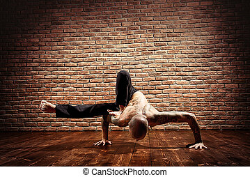 strength training - Various difficult yoga poses. Yoga...