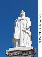 Statue of Olga, Kyiv