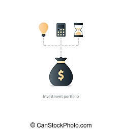 Finances and investment management, budget planning,...
