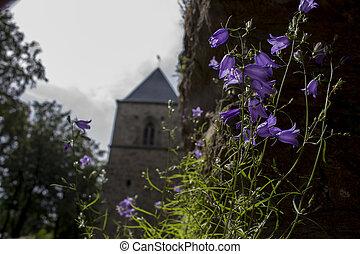 Flower curch