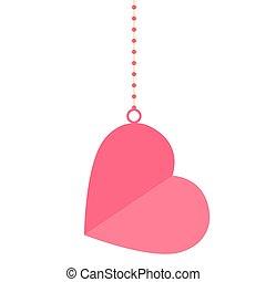 Heart on Valentine s Day