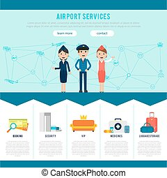 Main Airport Page Template - Main airport page template for...