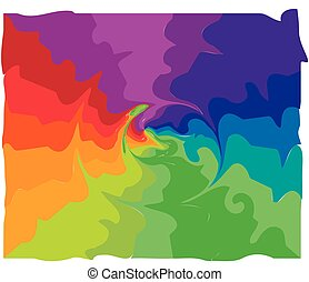Abstract Vivid Background