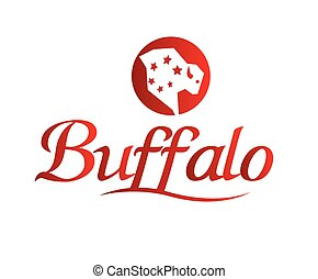 Buffalo Logo Design