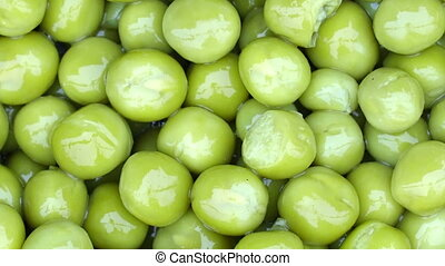 green peas texture background - Footage green peas texture...
