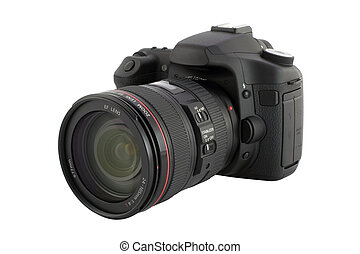 Digital camera with clipping path