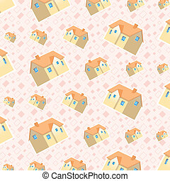 pattern background of home