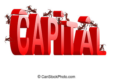 capital building - red capical building