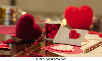 Valentine cards for Valentines Day - Valentine card with...