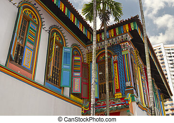 Historic Colorful Peranakan House 2 - Historic Colorful...