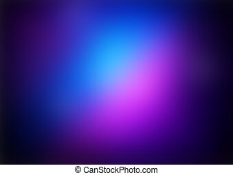 abstract dark spectrum blue and pink background