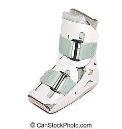 orthopedic compression boot