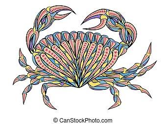 ethnic crab