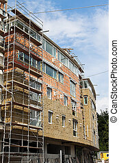 Shell insulation in new residential building - Good...