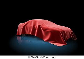 New car presentation