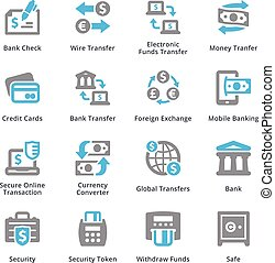Personal & Business Finance Icons Set 3 - Sympa Series -...