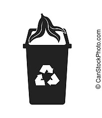 trash and recycle design