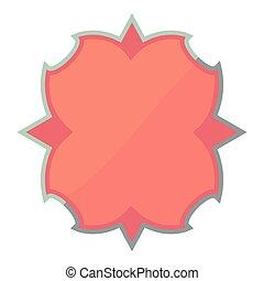 Carton emblem icon, cartoon style - Carton emblem icon....