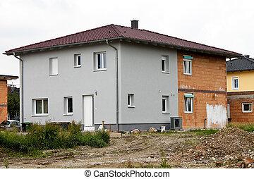 Wärmeisloierung a new home - New Wärmeisloierung a new...