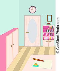 teacher\'s room