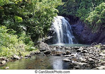 vuadomo, cascata, Figi