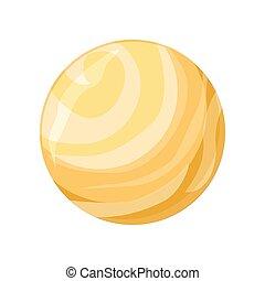 Planet Venus Icon