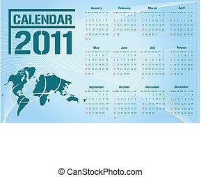 Calendar 2010 / Vector