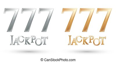 Lucky sevens jackpot - Triple numbers seven. Casino 777....