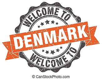 Denmark round ribbon seal