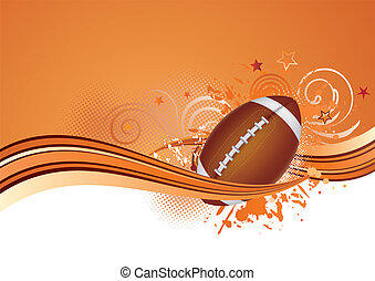 american football background - american football design...