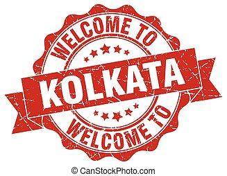 Kolkata round ribbon seal