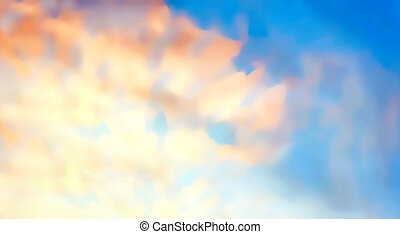 clouds at sunset, beautiful light settings, graphic from...
