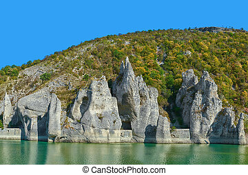 Rock Phenomenon The Wonderful Rocks in Dalgopol, Bulgaria