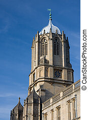 Christ Church, Oxford - Tom Tower of Christ Church, Oxford